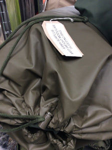 Army surplus medium weight sleeping bag