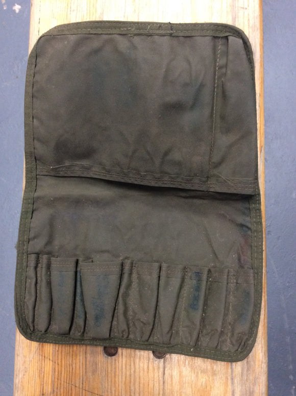 Army surplus tool roll