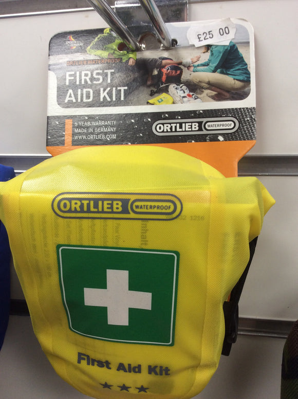 Ortlieb waterproof first aid kit