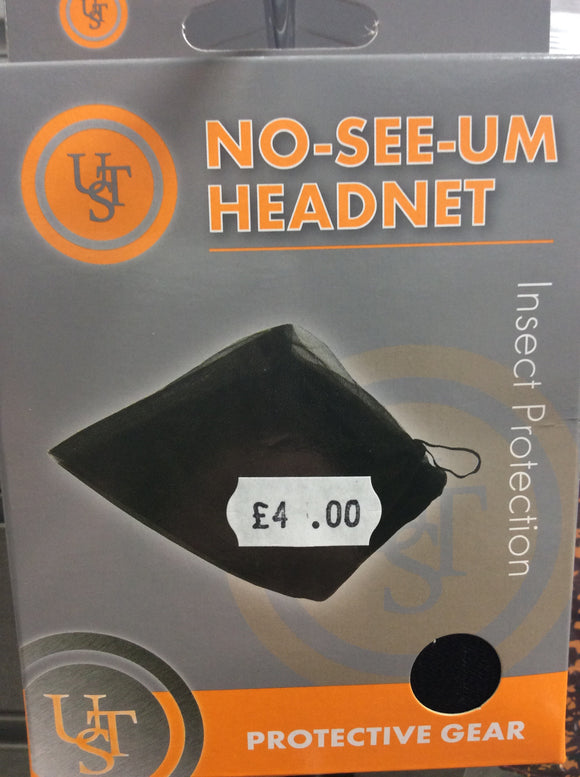 Ust no see um headset insect protection midge hood