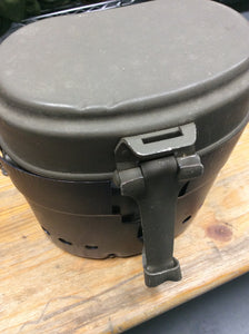 Swedish Trangia army surplus mess tin set