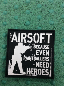 Airsoft Velcro patch