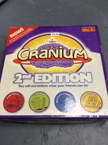 Ex demo cranium 2nd edition game