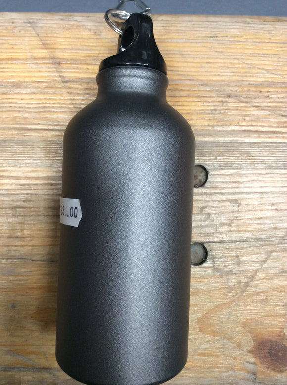 Small ex demo metal drinking bottle
