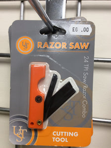 Ust razor saw cutting tool