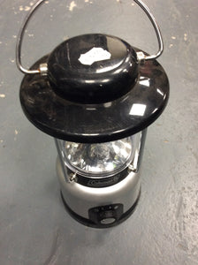 Ex demo Coleman battery lantern