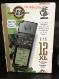 Garmin 12xl ex army navigation system spares or repair