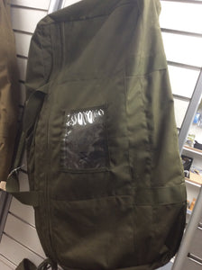 Blackhawk green ex army surplus deployment bag xl