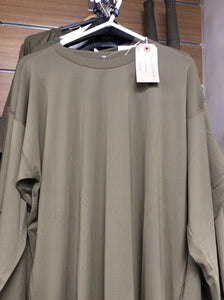 Kempton french army long sleeve thermal top xl