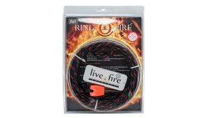 Live Fire Gear Ring O Fire Thin Red Line TO ORDER