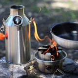 Kelly kettle small hobo stove