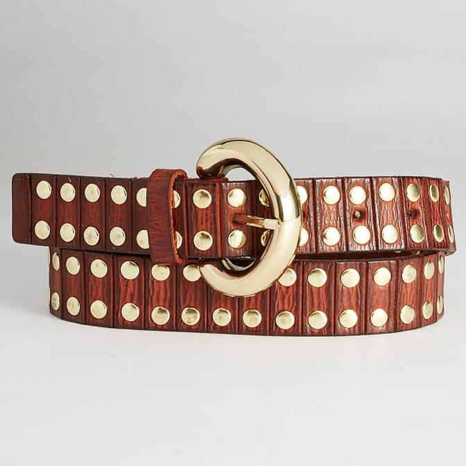 caravan & co sadie leather belt