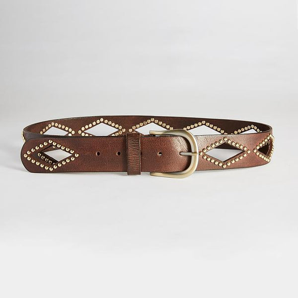caravan & co miranda leather belt