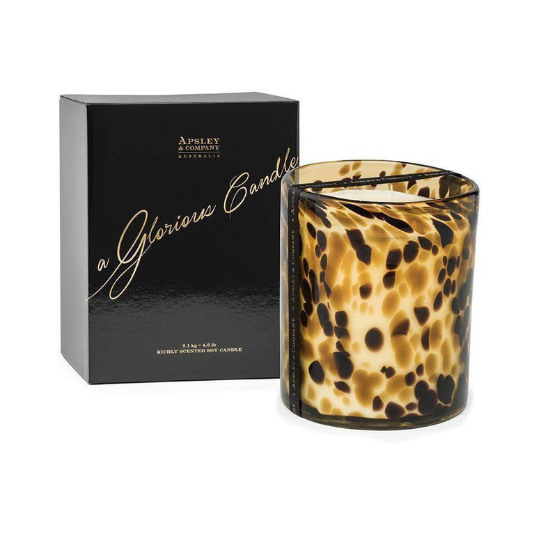 apsley and company luxury candle vesuvius 2.1kg