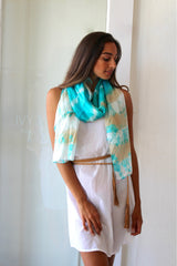 silk scarf/sarongs *four colours*