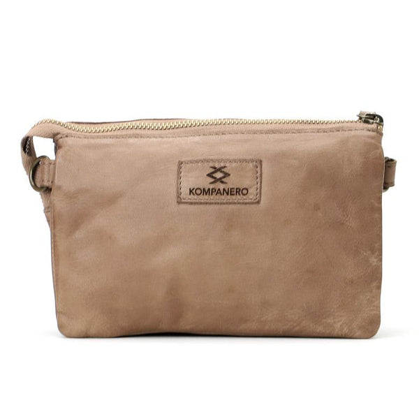 kompanero trish stone grey bag