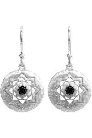 Murkani Andalusia Small Earrings Silver