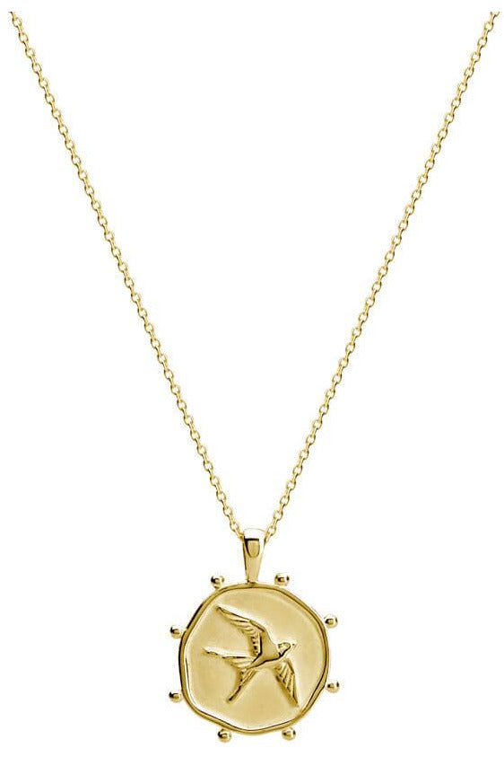 Murkani Freedom Necklace Gold