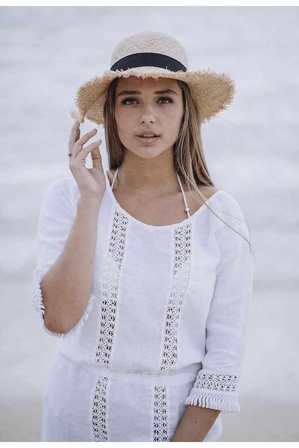 ha51 humidity sandy bay hat natural