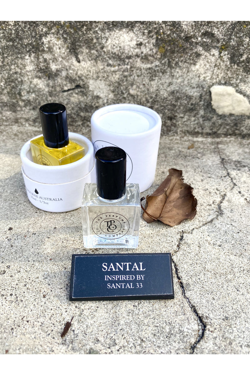 the perfume oil company SANTAL