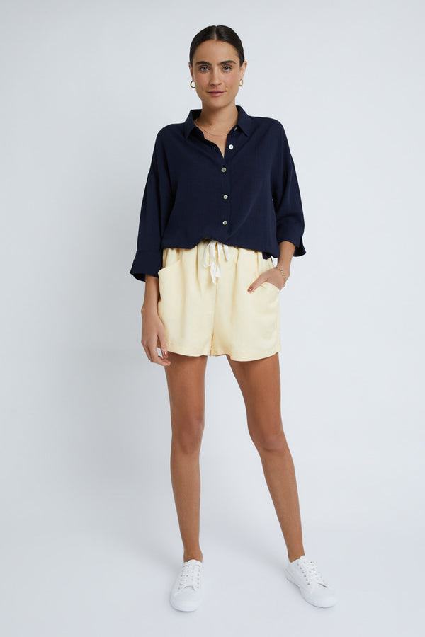 clementine shorts - staple the label