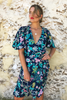 jemma floral wrapdress