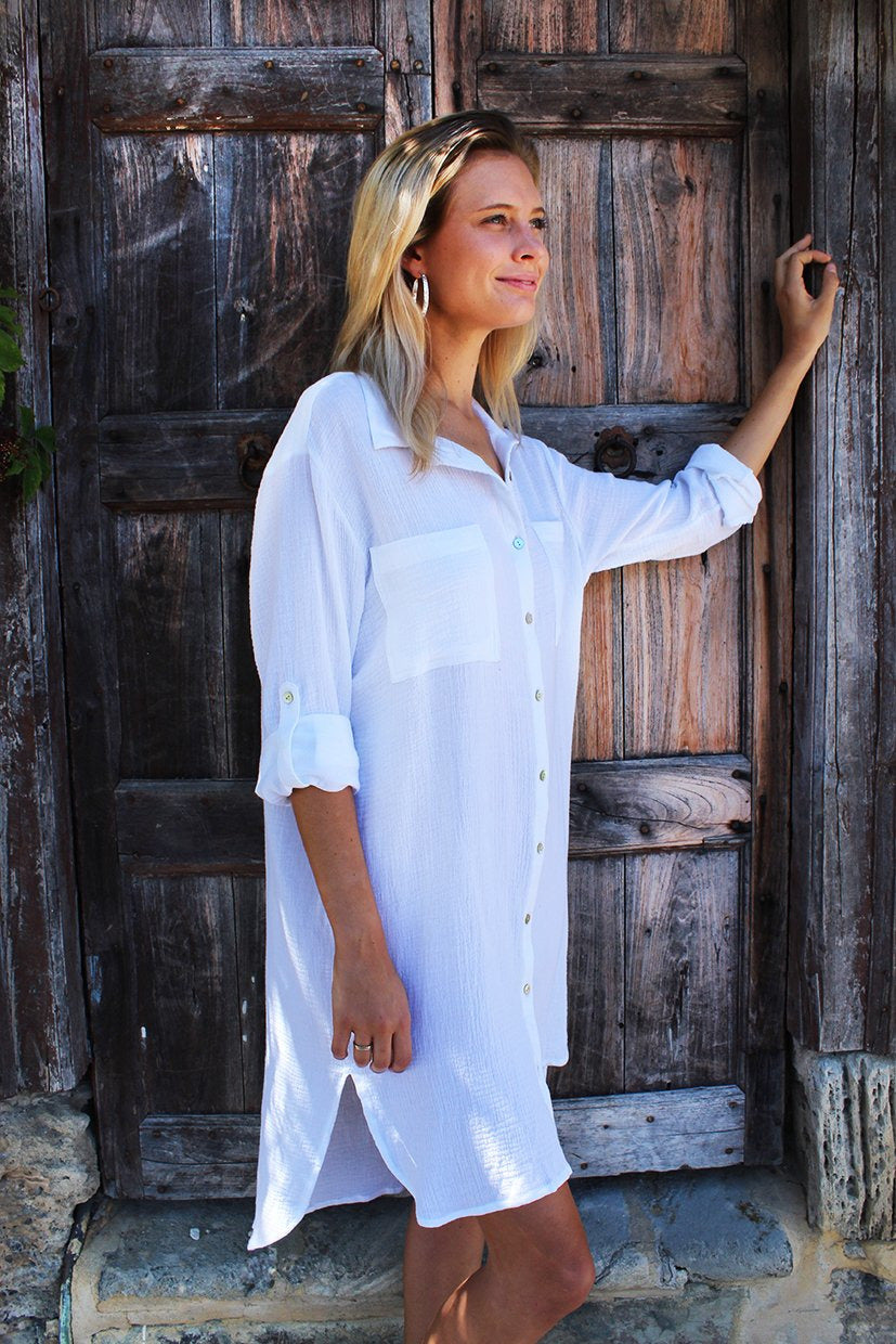 kiera beach coverup
