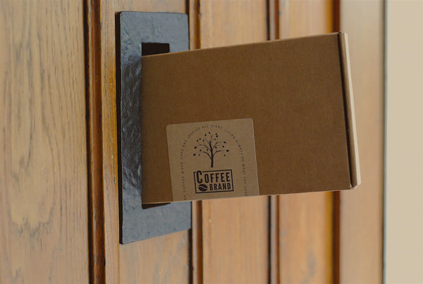 Letterbox Friendly Coffee Bean Packaging