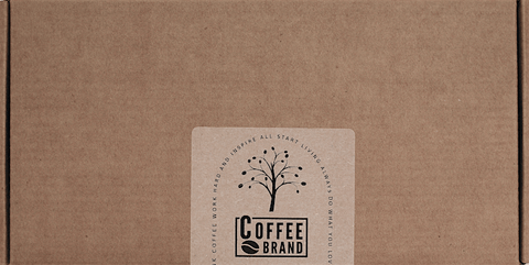 Coffeebrand Packaging Letterbox Friendly