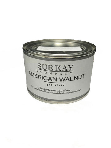 American Walnut Gel Stain