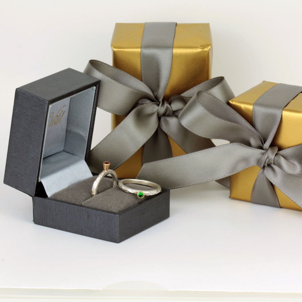Beautiful packaging and Pretty Wild Jewellery's Gift wrap