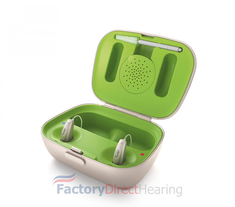 Pair - Phonak Audeo B-R Belong B90-R (Rechargeable)
