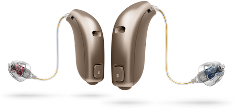 Pair - Oticon Nera2 Pro (Ti) Hearing Aids
