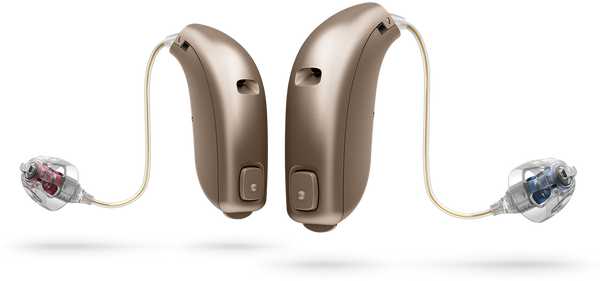Pair - Oticon Ria2 Pro Hearing Aids