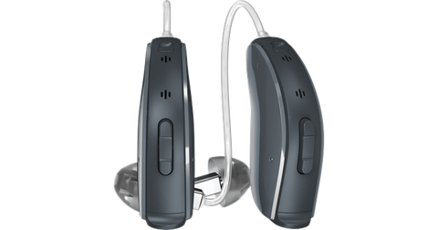 Pair - LiNX2 9 ReSound Hearing Aids