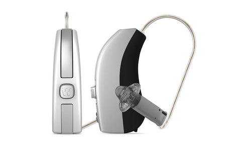 Pair - Widex Unique 110 Hearing Aids