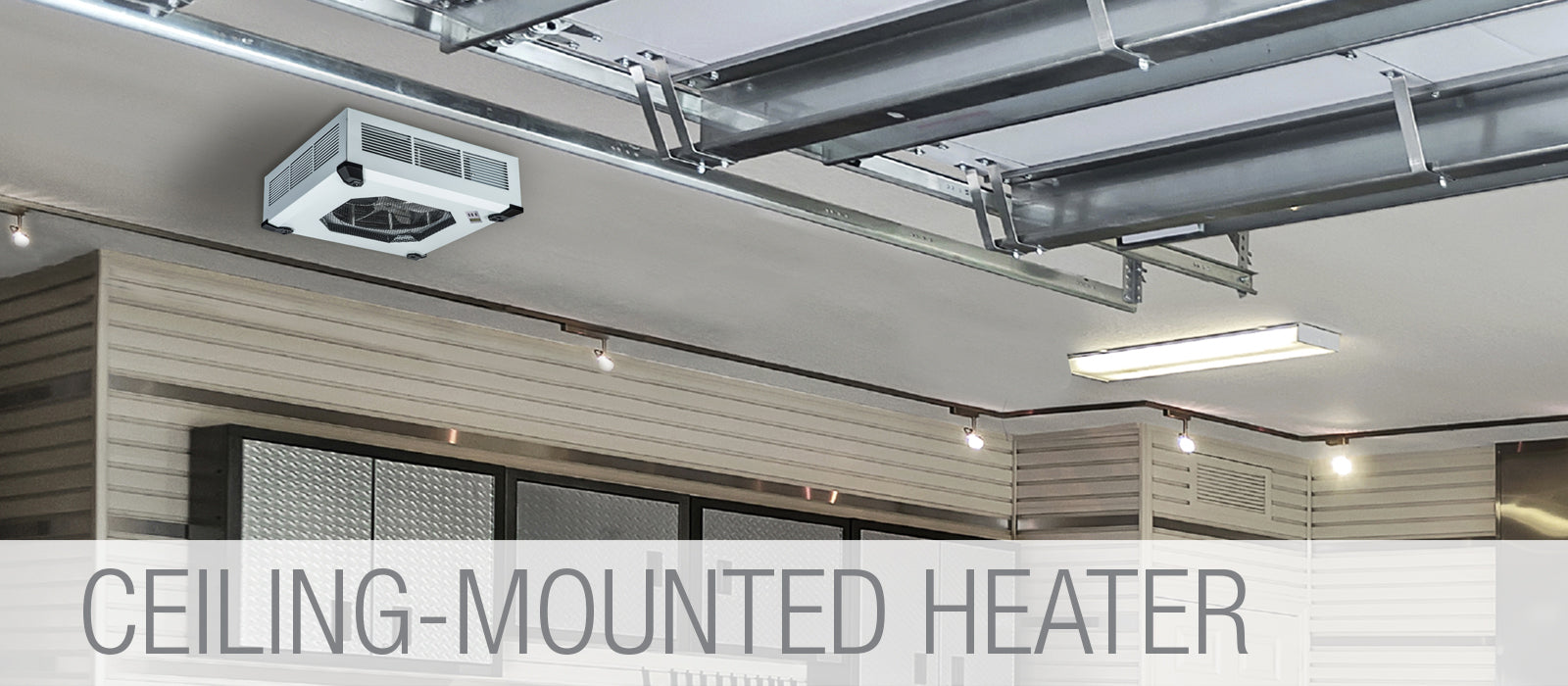 Ceiling-Mounted (Home Heat)