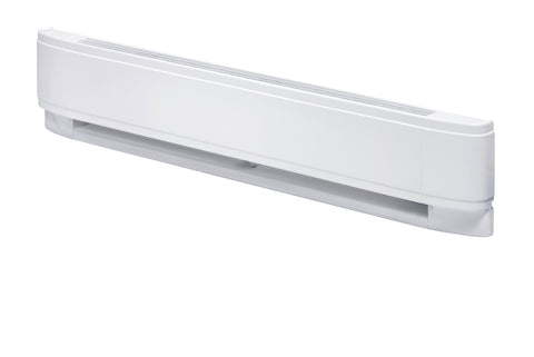 "Dimplex LC Linear Convector Baseboard Heater 35"", 1250/938W, 240/208V, White - LC3512W31"