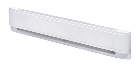 "Dimplex LC Linear Convector Baseboard 40"", 1500/1125W, 240/208V, White - LC4015W31"