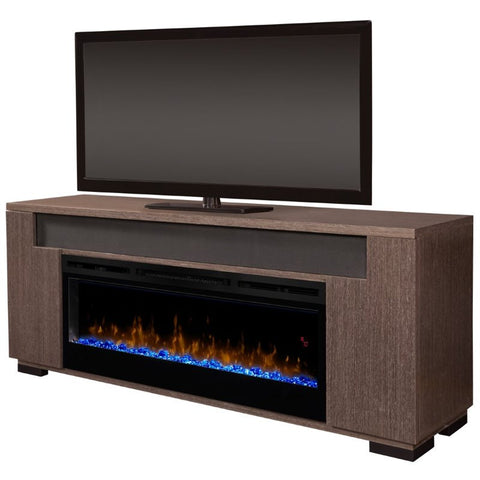Dimplex Haley Media Console Electric Fireplace With Acrylic Ember Bed - GDS50G5-1671RG