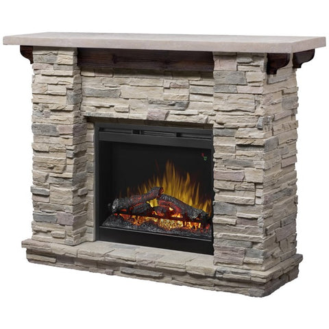 Dimplex Featherston Mantel Electric Fireplace - GDS26L5-1152LR