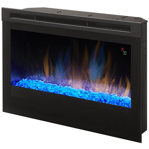 Dimplex Electric Firebox with Acrylic Ice Ember Bed  - DFR2551G