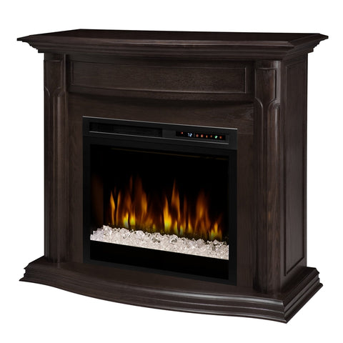 "Dimplex Gwendolyn Mantel with 26"" Electric Firebox - GDS28G8-1804ES"
