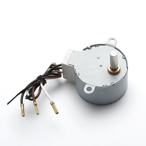 2000220100RP - MOTOR, FLICKER, 120V, 60 HZ, 10 RPM, CW ROTATION