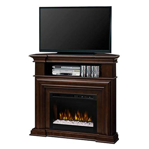 Dimplex Montgomery Media Console Electric Fireplace - Acrylic Ember Bed - GDS25G8-1057E