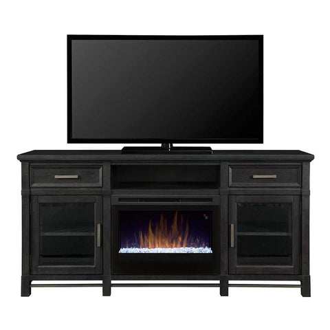 Dimplex Jane Media Console Fireplace With Glass Ember Bed - GDS25G5-4480IW