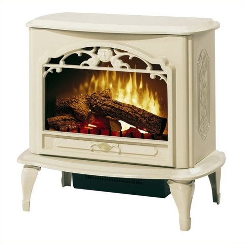 Dimplex Celeste Electric Stove, Cream - TDS8515TC
