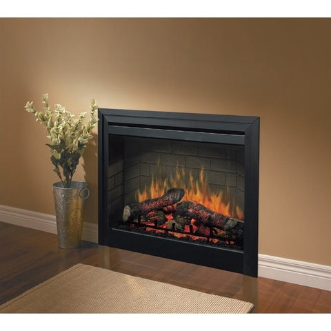 "Dimplex 33"" Deluxe Built-In Electric Firebox - BF33DXP"