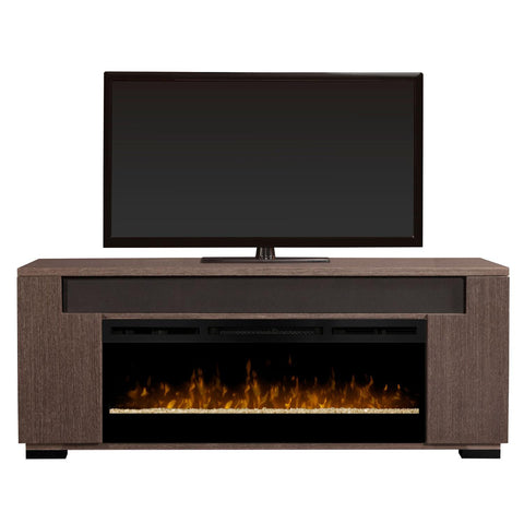 Dimplex Haley Media Console Electric Fireplace With Soundbar - GDS50G3-1671RG