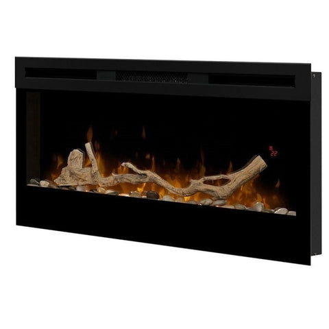 "Dimplex Accessory Driftwood For 34"" Linear Firebox - LF34DWS-KIT"